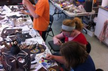 Weekly Summer Art/Pottery Camps (ages 5-12)
